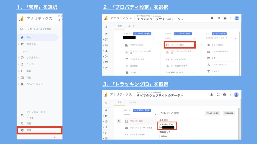 GoogleタグマネージャでPV計測する手順 その5